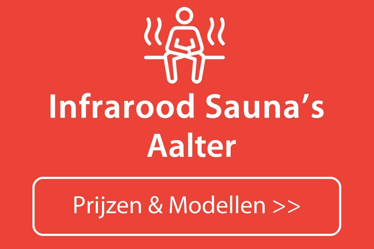 Infrarood sauna kopen in Aalter