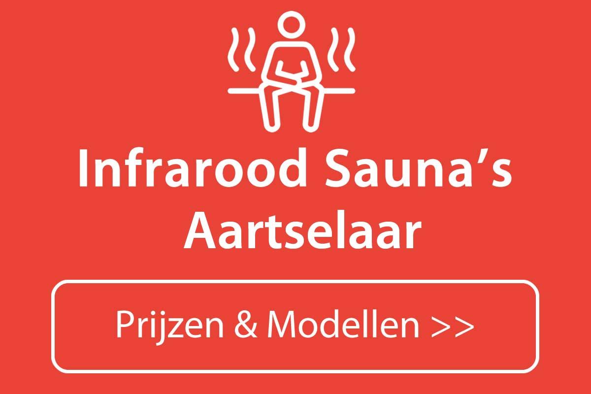 Infrarood sauna kopen in Aartselaar