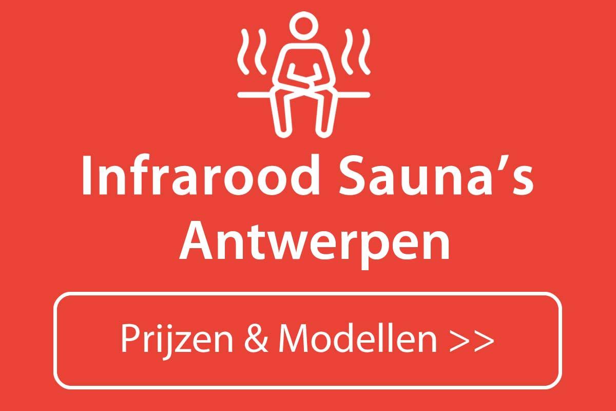 Infrarood Sauna Antwerpen Prijs