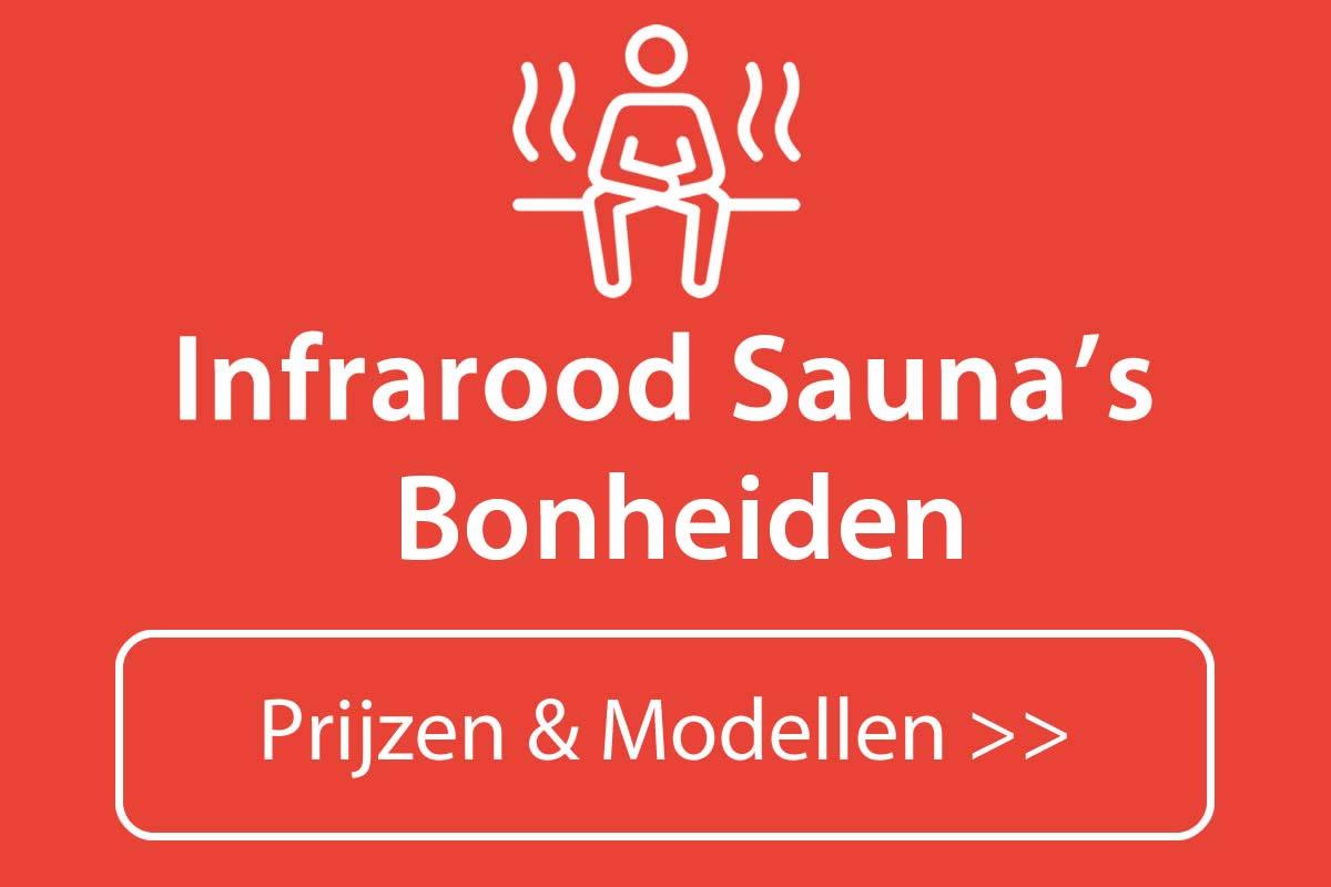 Infrarood sauna kopen in Bonheiden