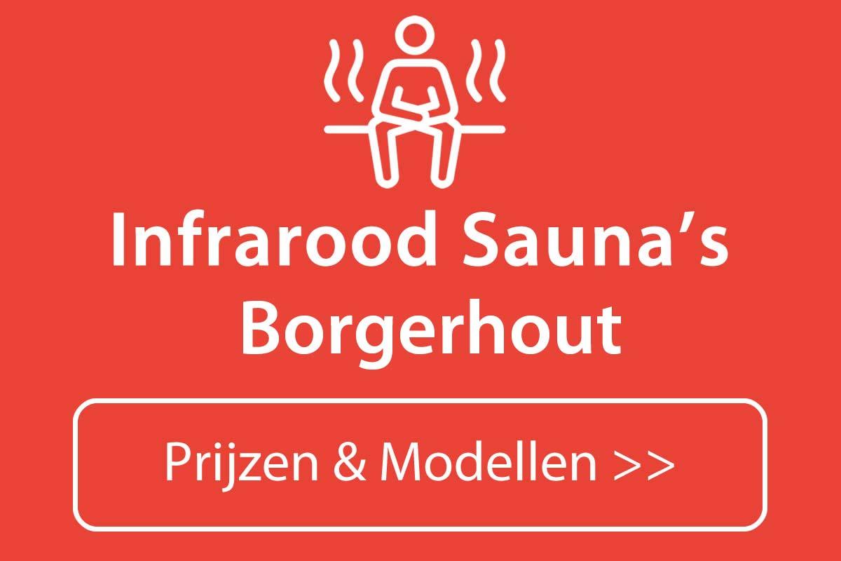 Infrarood sauna kopen in Borgerhout