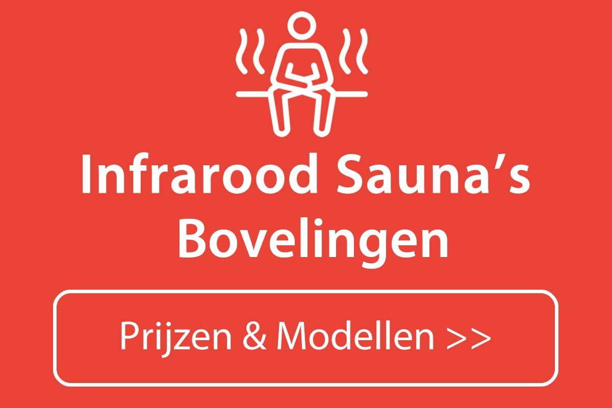 Infrarood sauna kopen in Bovelingen