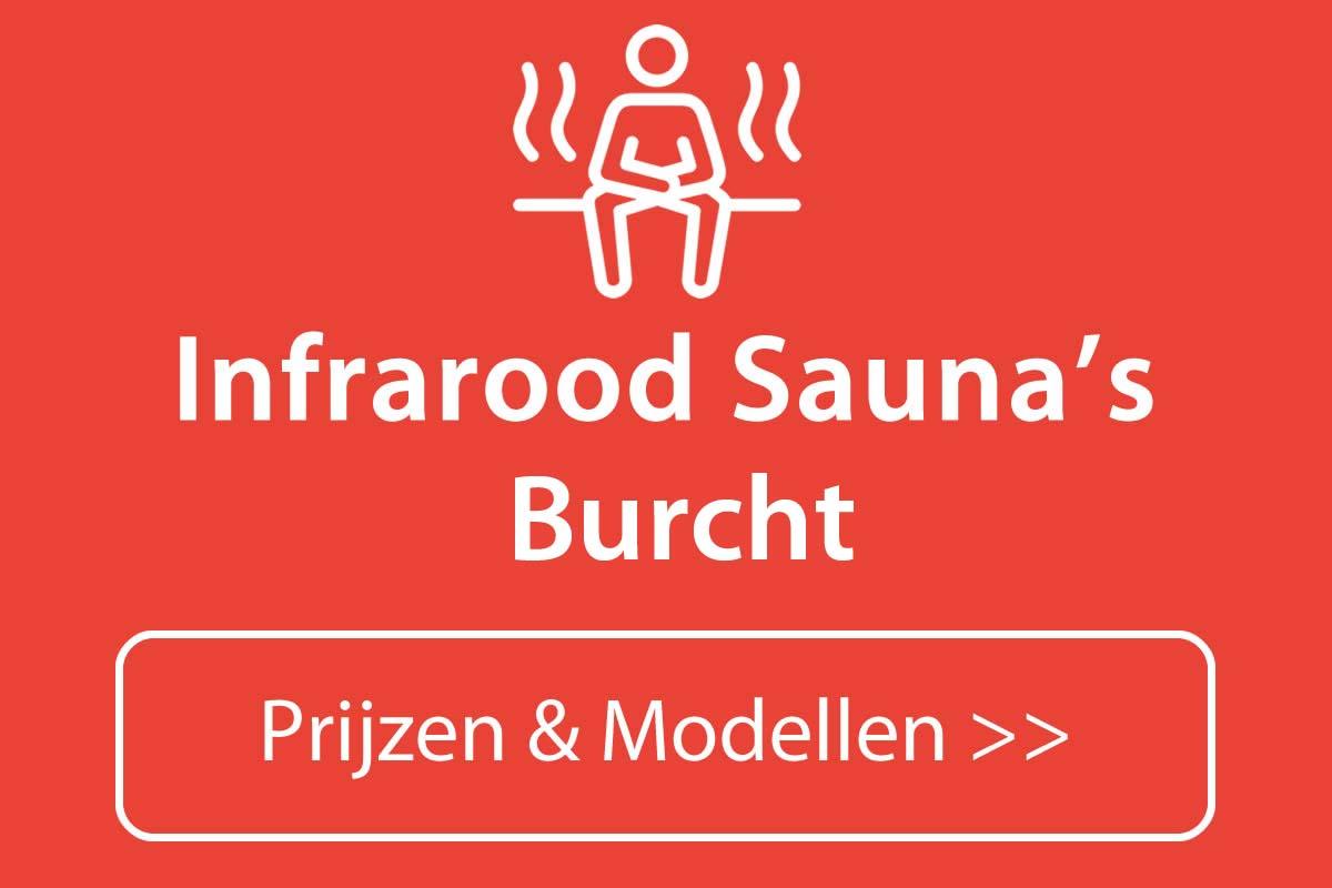 Infrarood sauna kopen in Burcht