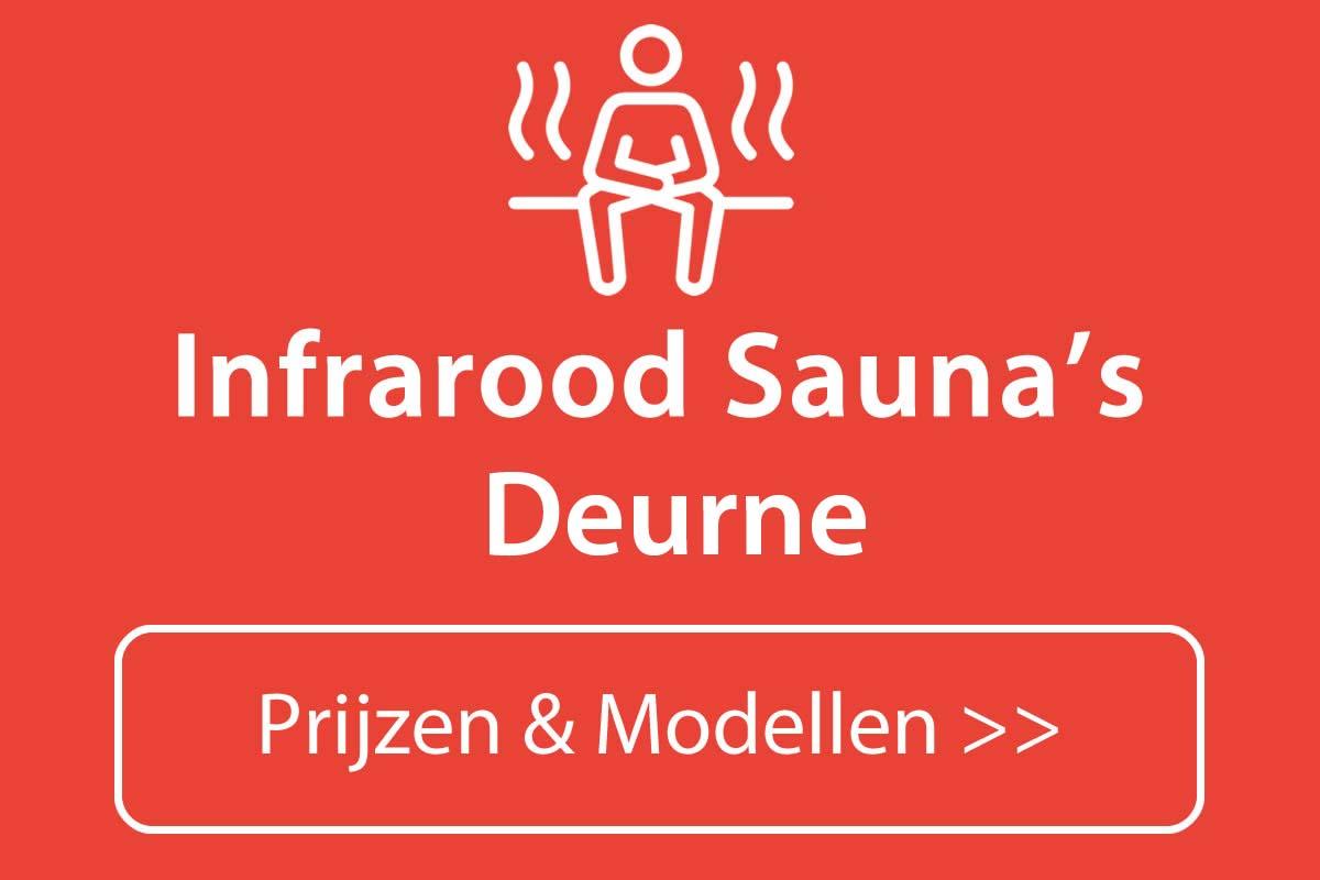 Infrarood sauna kopen in Deurne