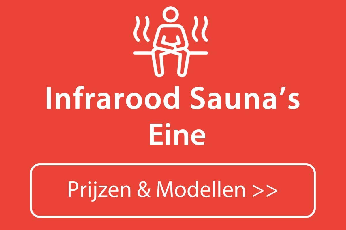 Infrarood sauna kopen in Eine