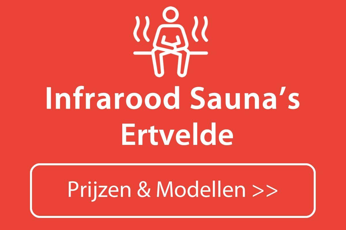 Infrarood sauna kopen in Ertvelde