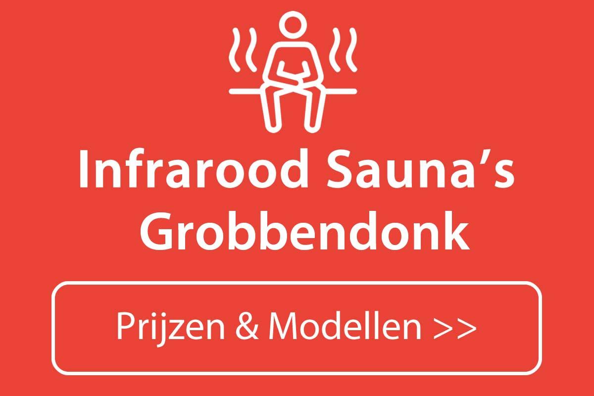 Infrarood sauna kopen in Grobbendonk