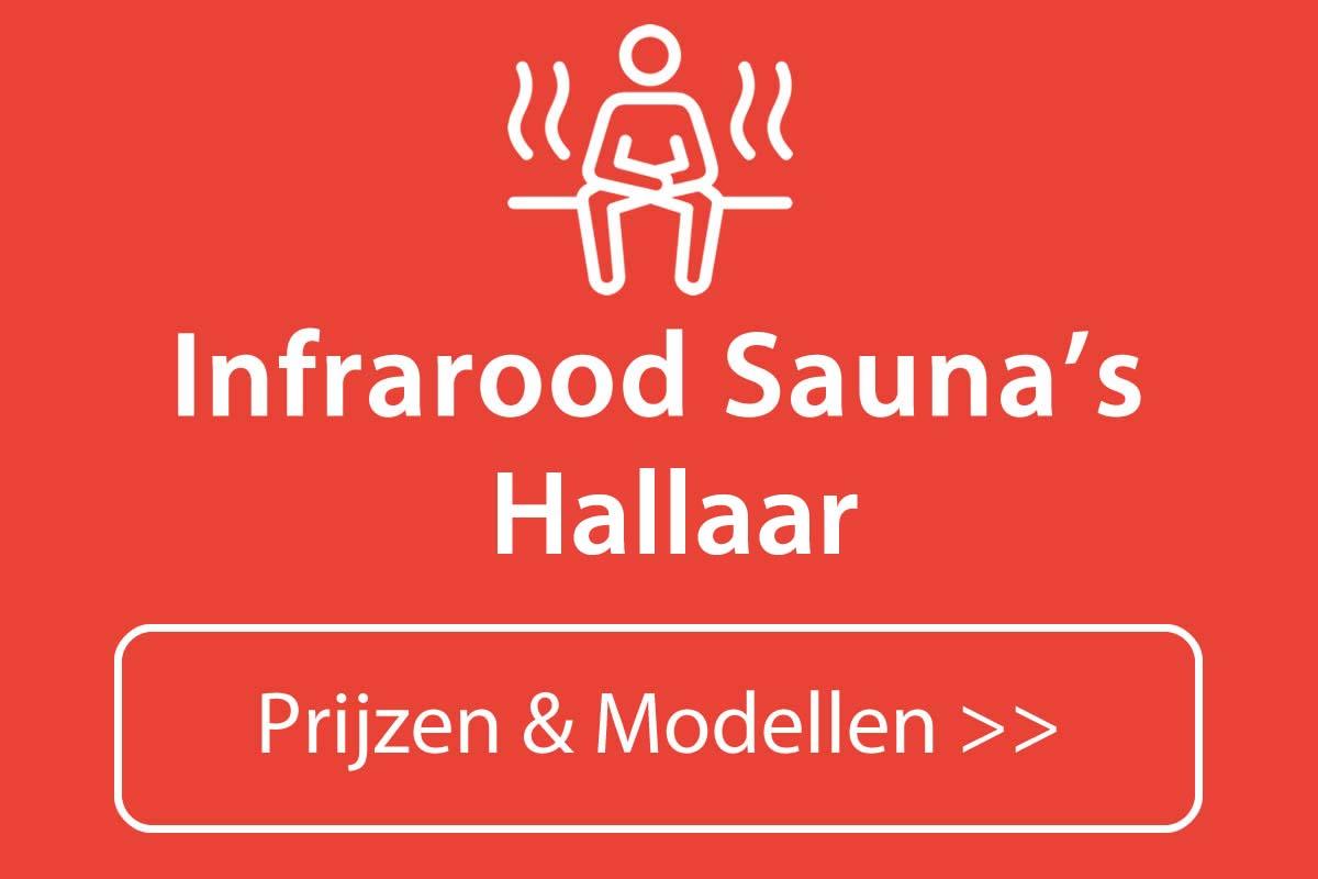 Infrarood sauna kopen in Hallaar