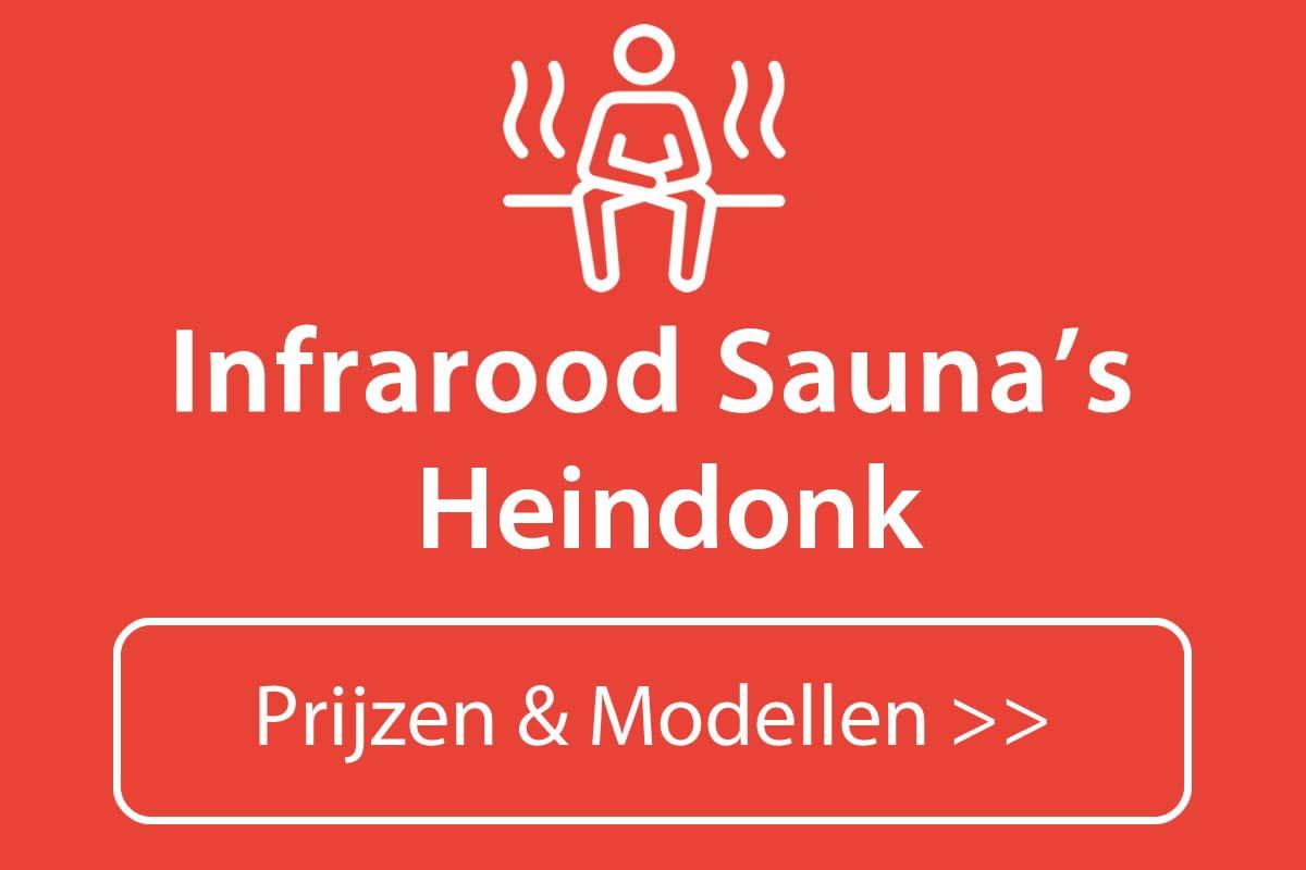Infrarood sauna kopen in Heindonk
