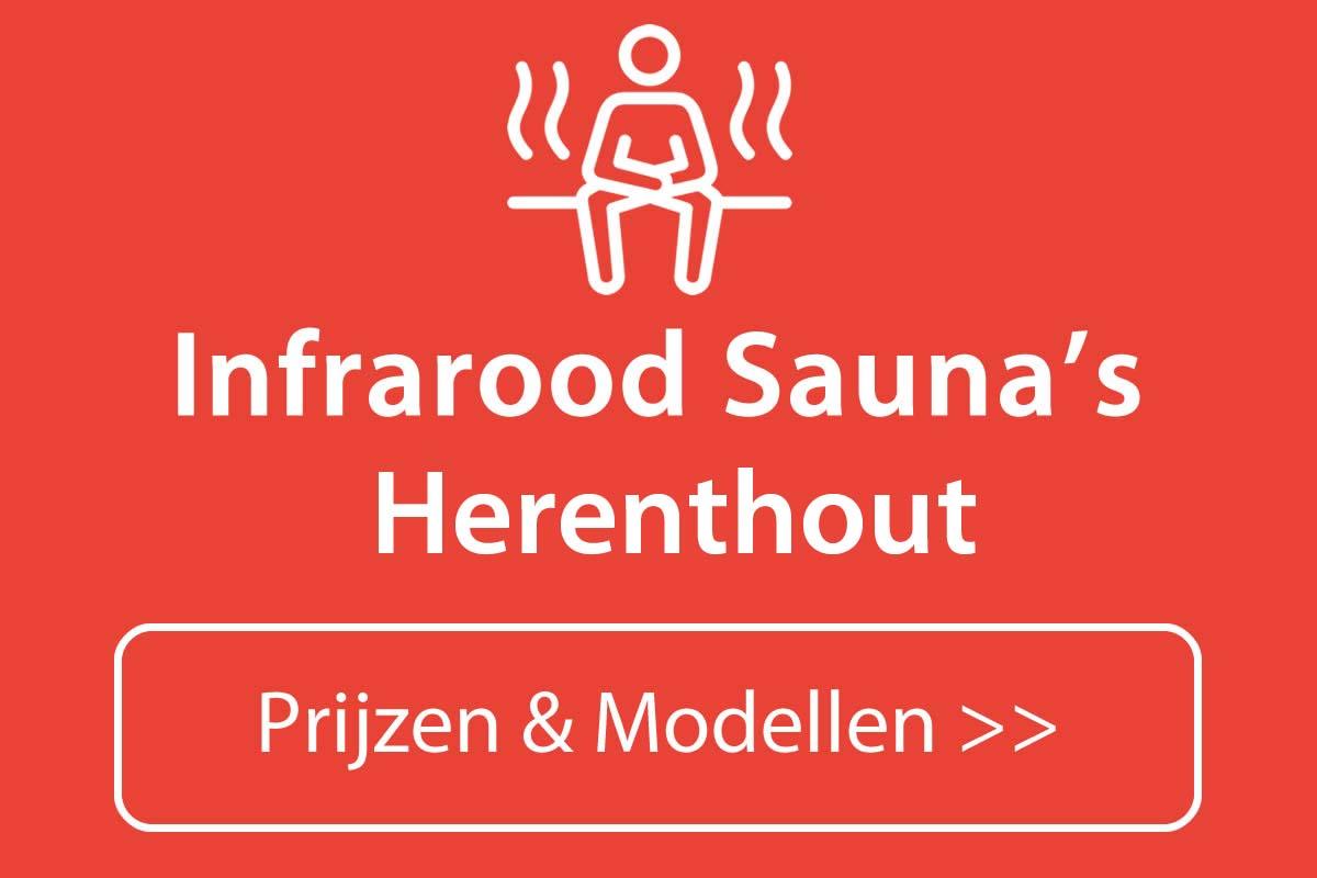 Infrarood sauna kopen in Herenthout