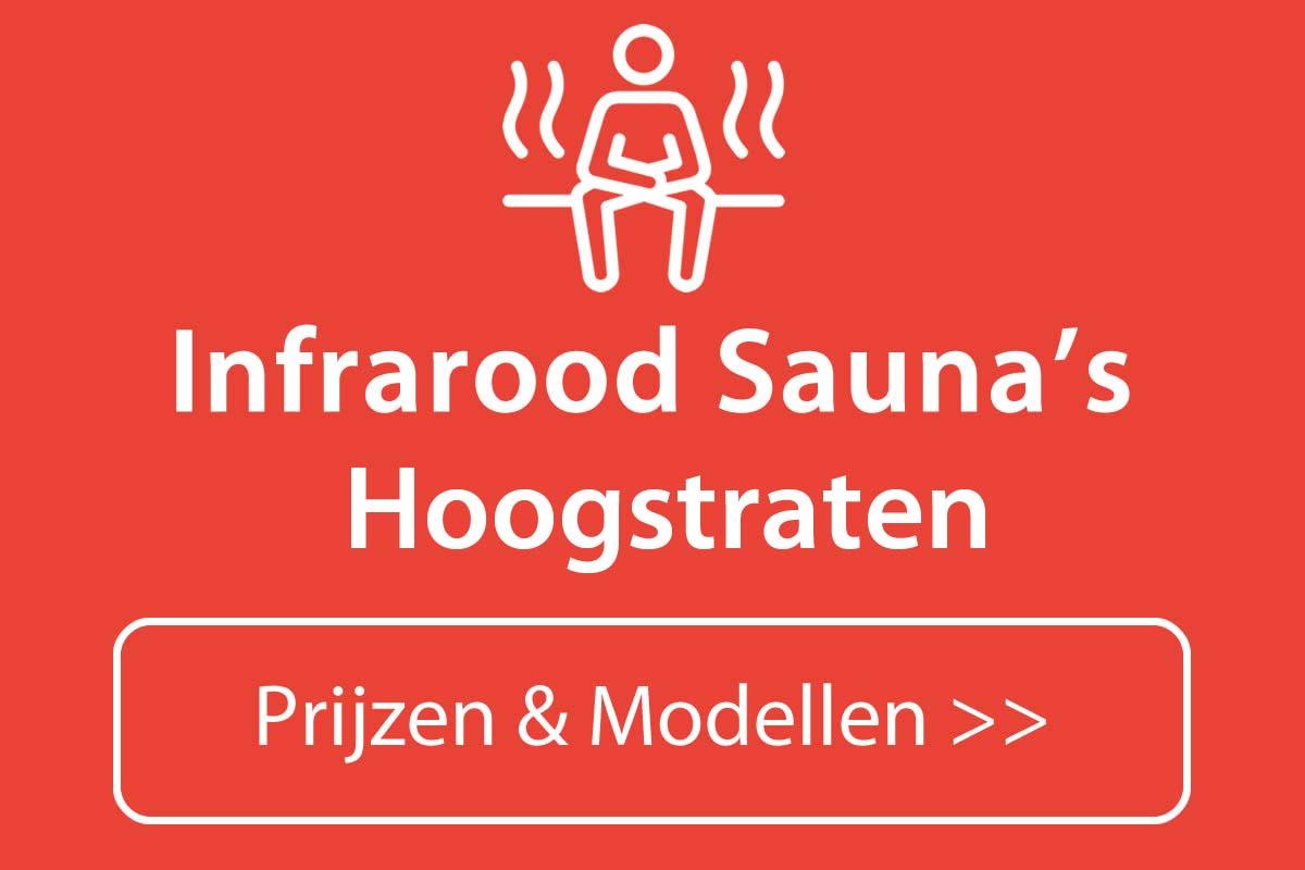 Infrarood sauna kopen in Hoogstraten