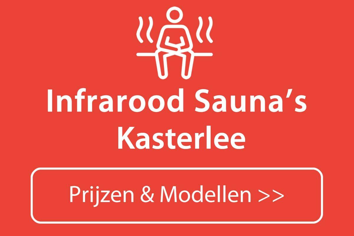 Infrarood sauna kopen in Kasterlee