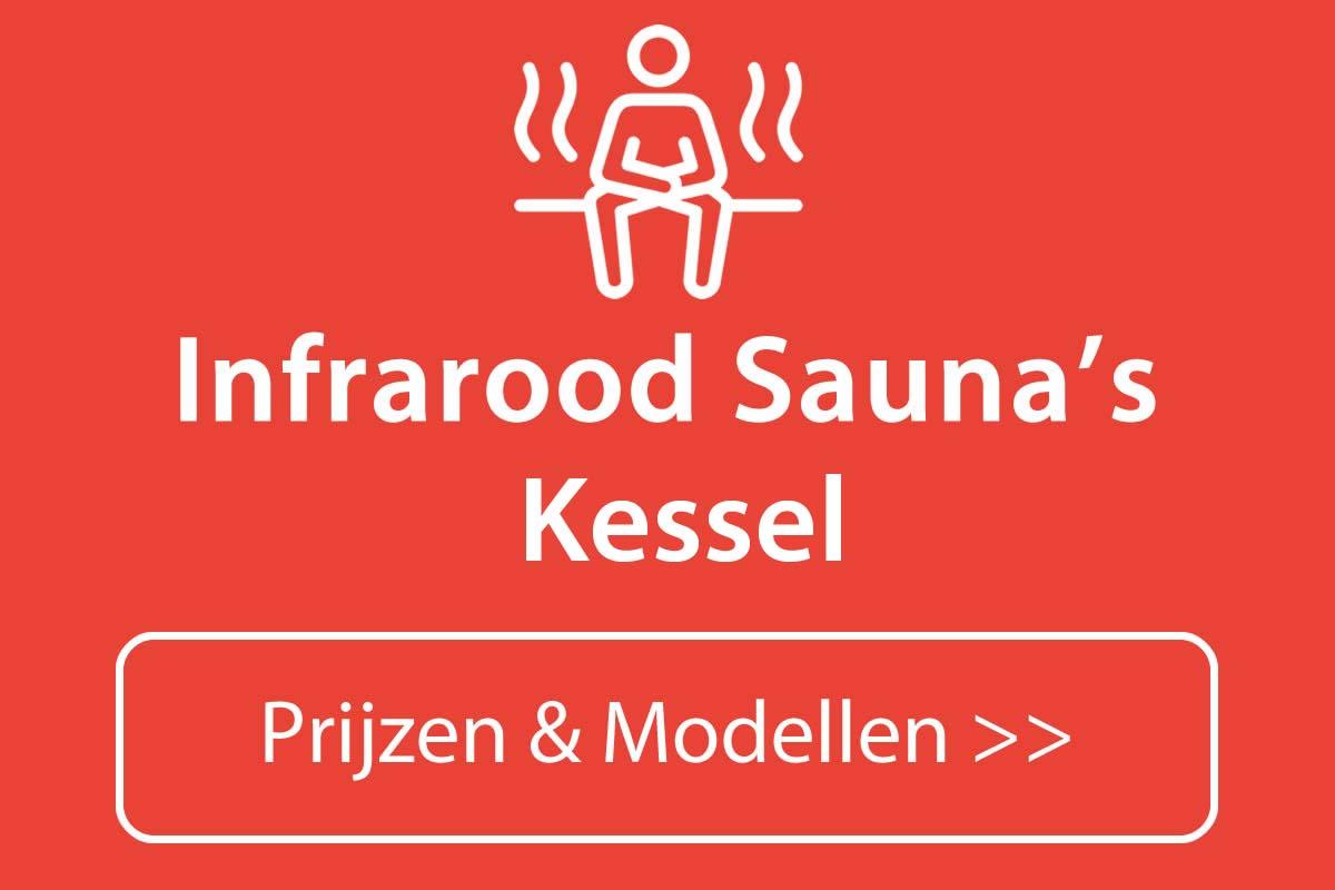 Infrarood sauna kopen in Kessel