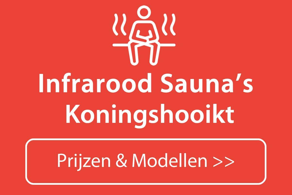 Infrarood sauna kopen in Koningshooikt