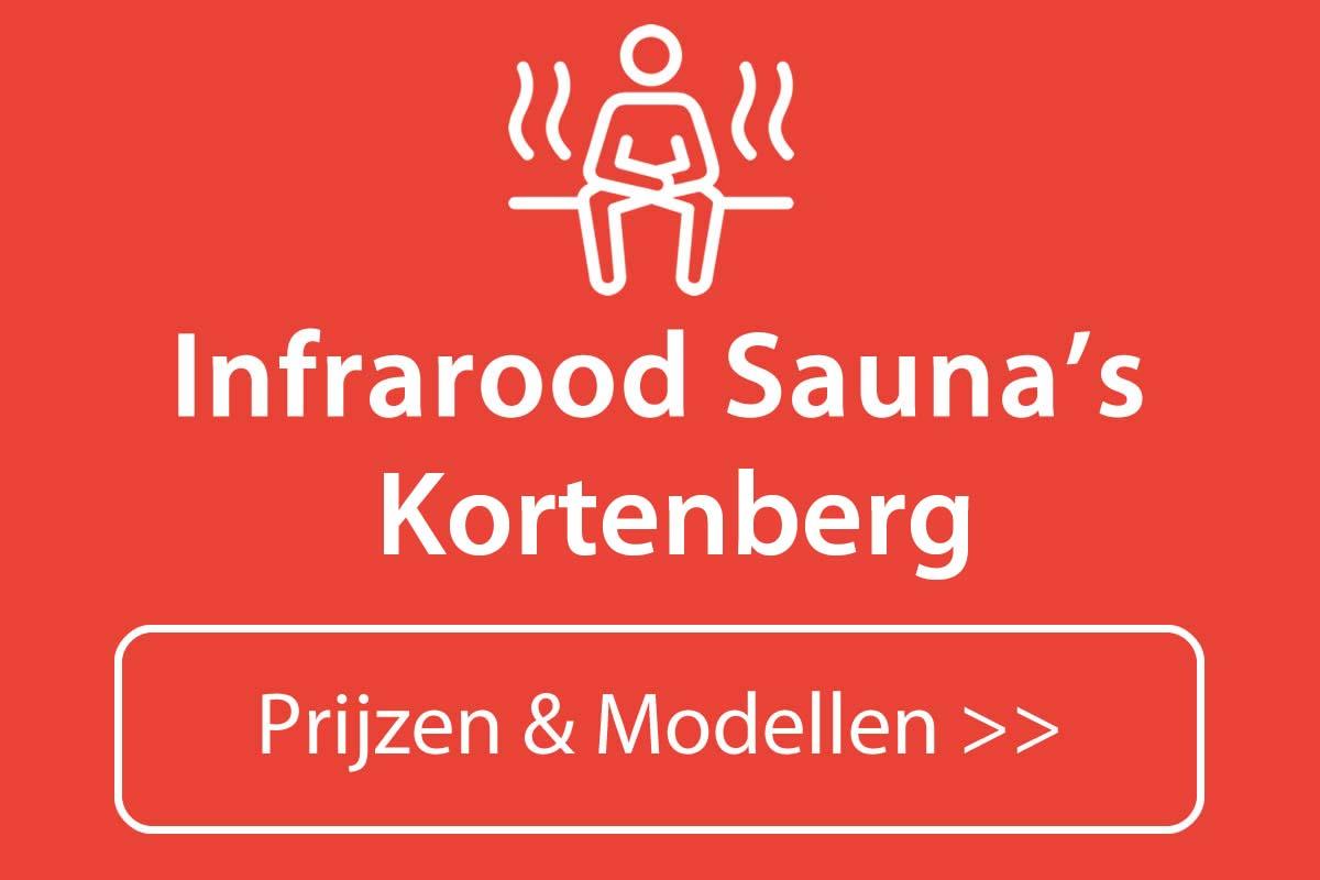 Infrarood sauna kopen in Kortenberg