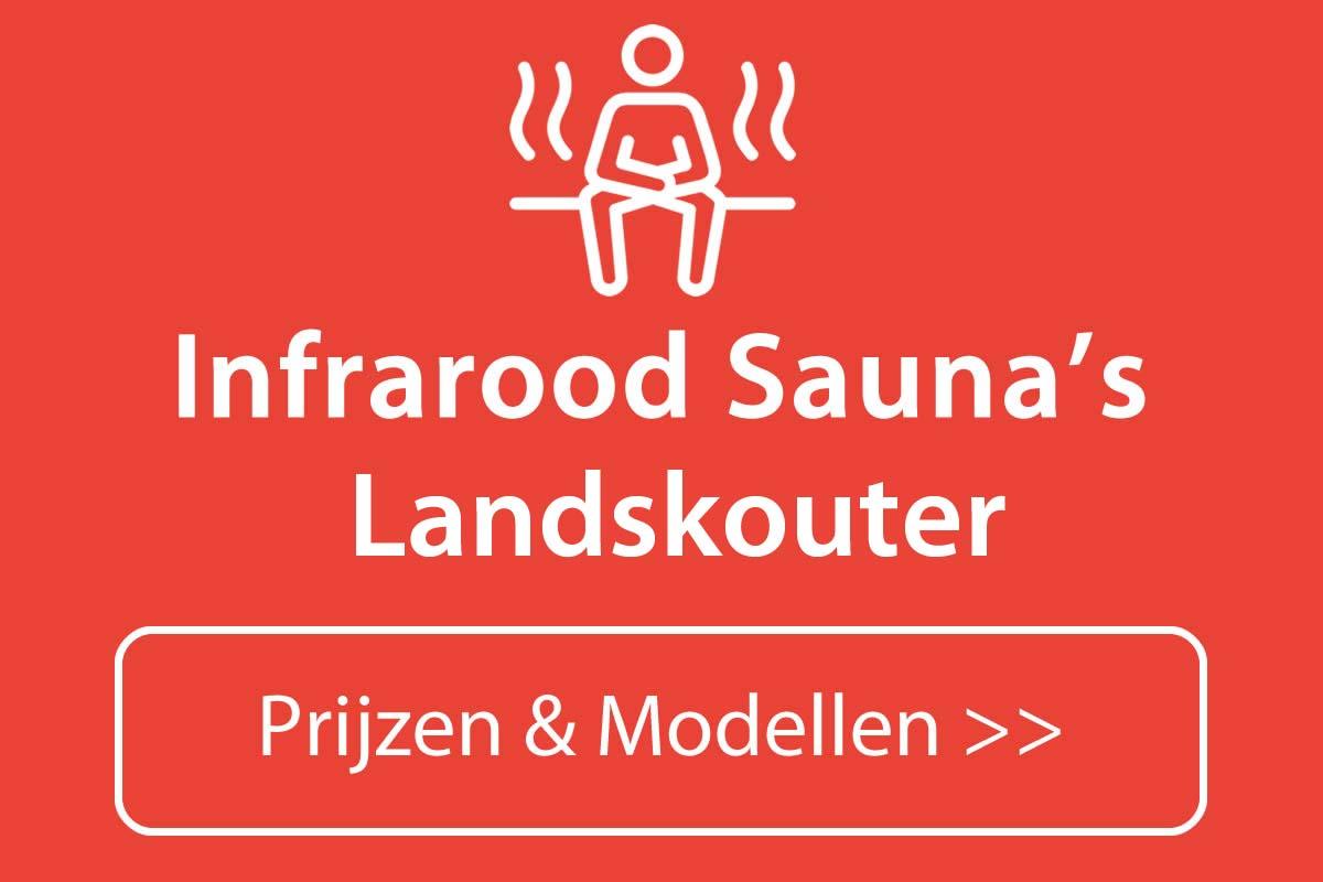 Infrarood sauna kopen in Landskouter