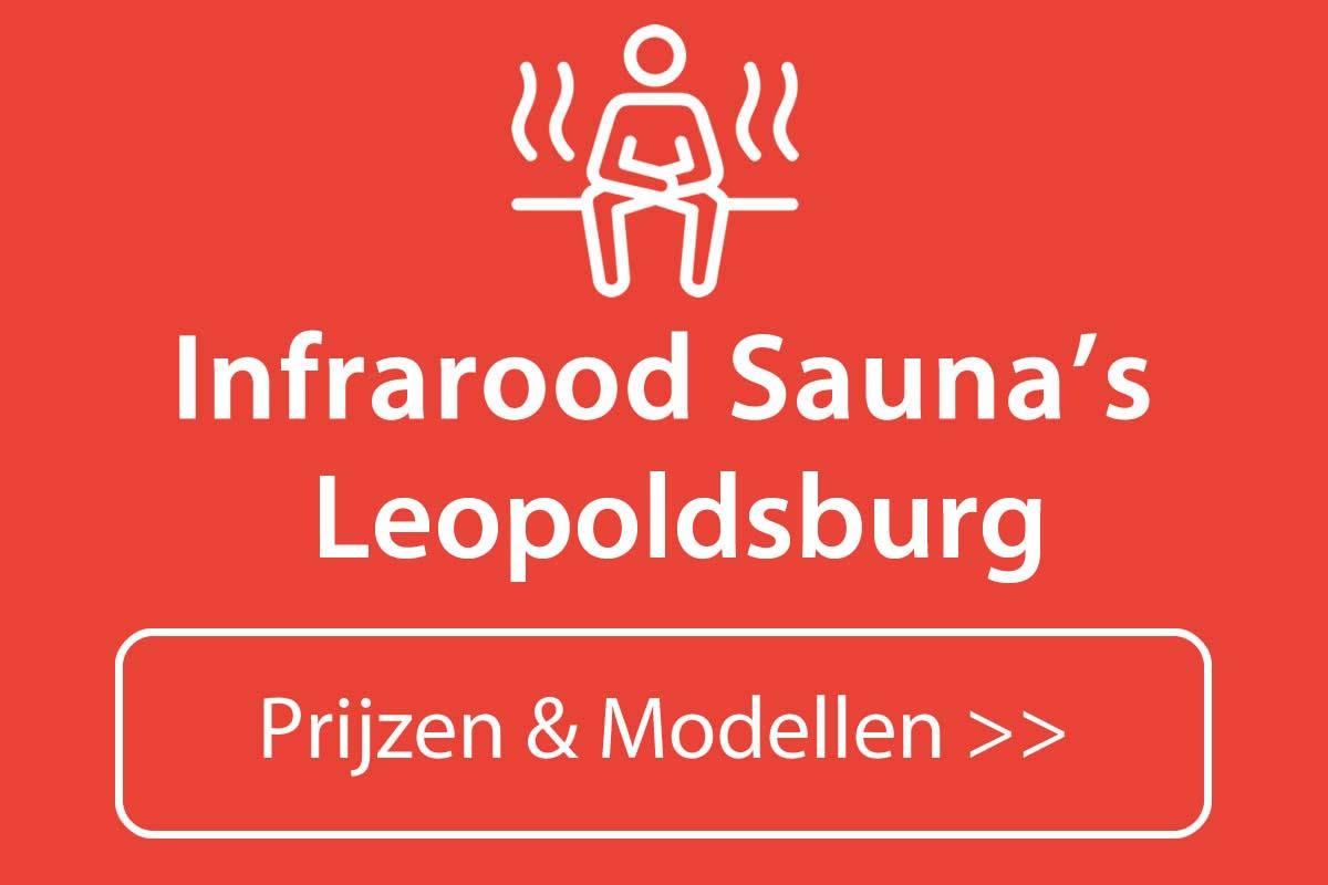 Infrarood sauna kopen in Leopoldsburg