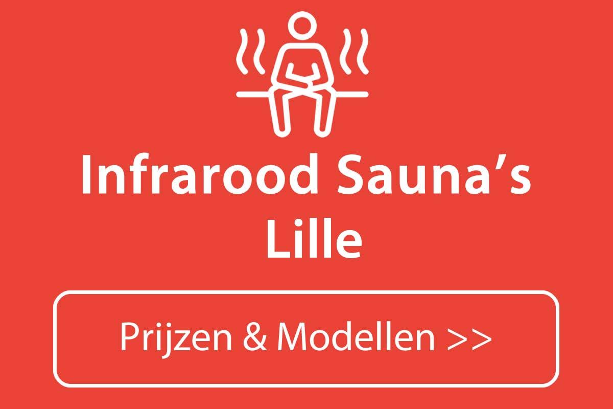 Infrarood sauna kopen in Lille
