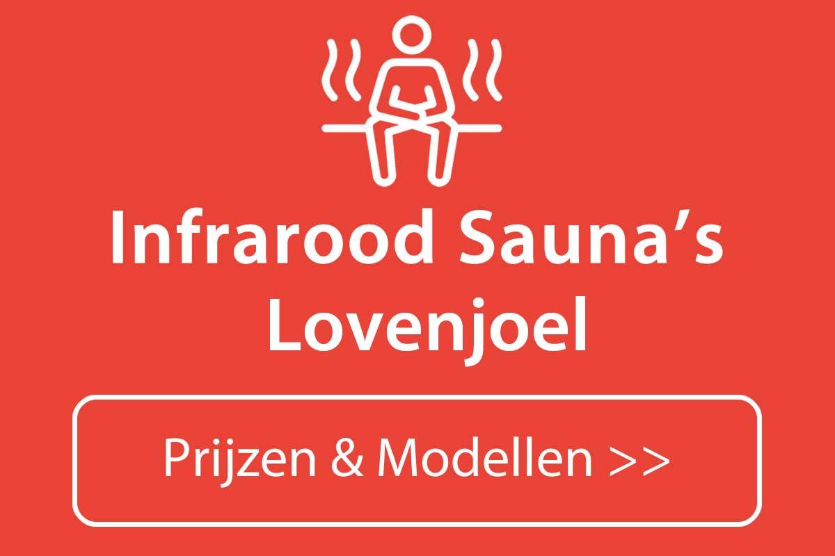 Infrarood sauna kopen in Lovenjoel