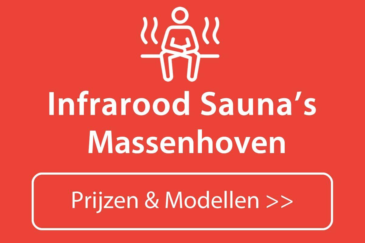 Infrarood sauna kopen in Massenhoven
