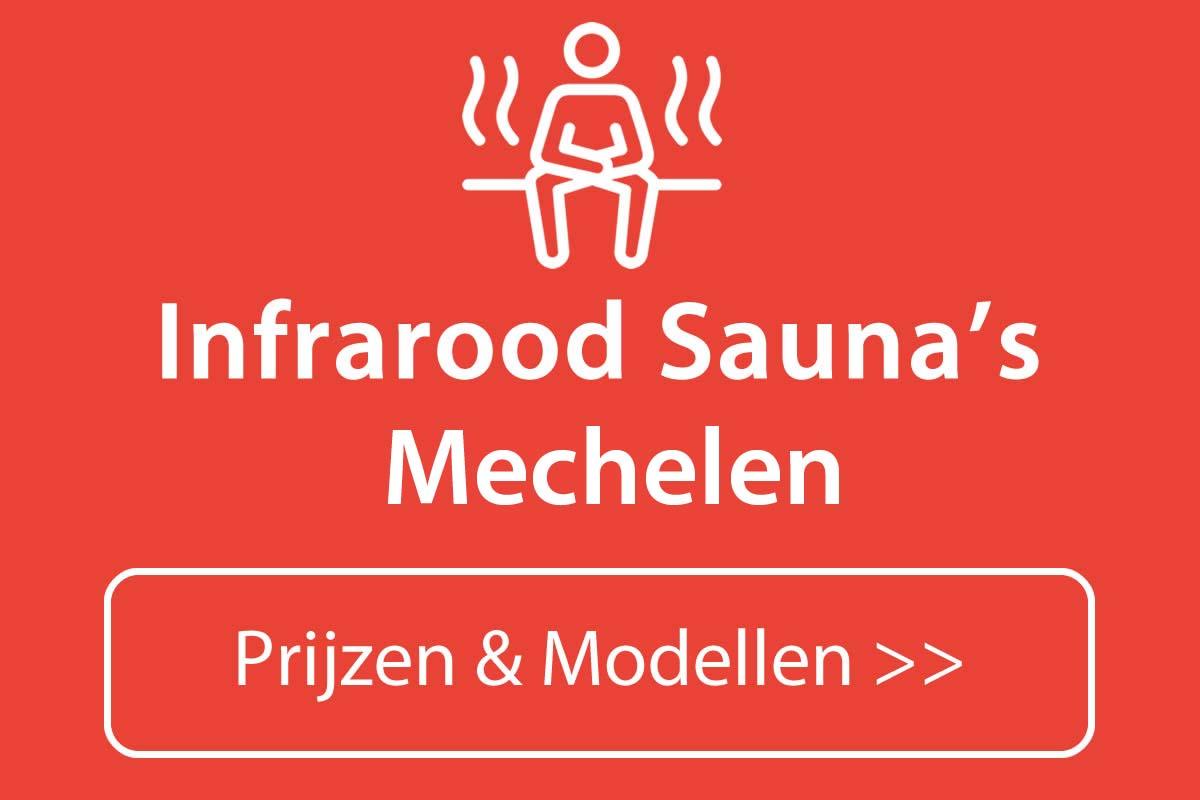 Infrarood sauna kopen in Mechelen