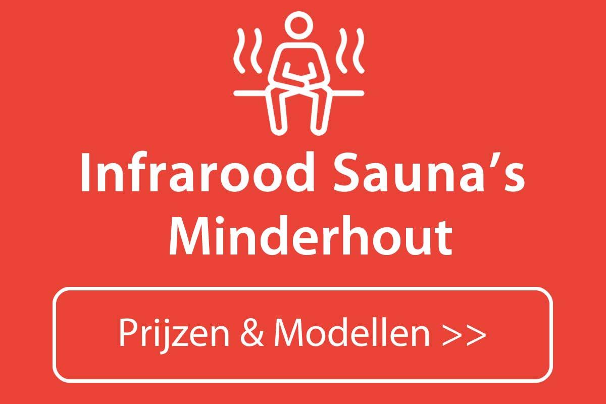 Infrarood sauna kopen in Minderhout