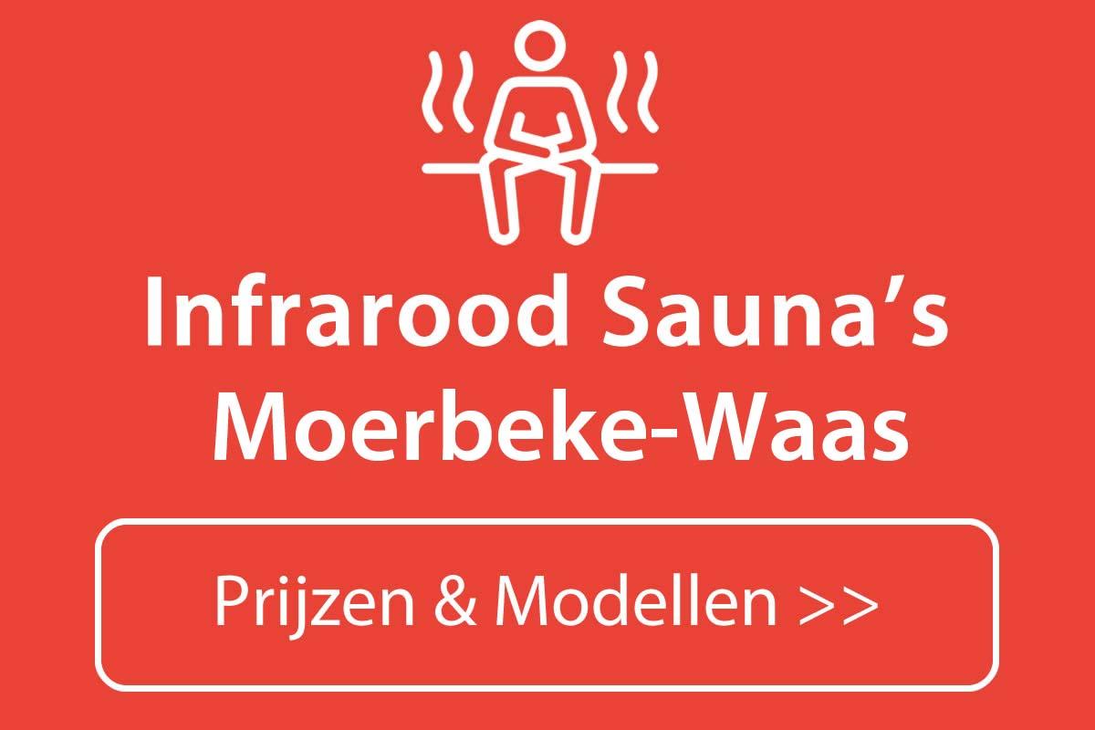 Infrarood sauna kopen in Moerbeke-Waas