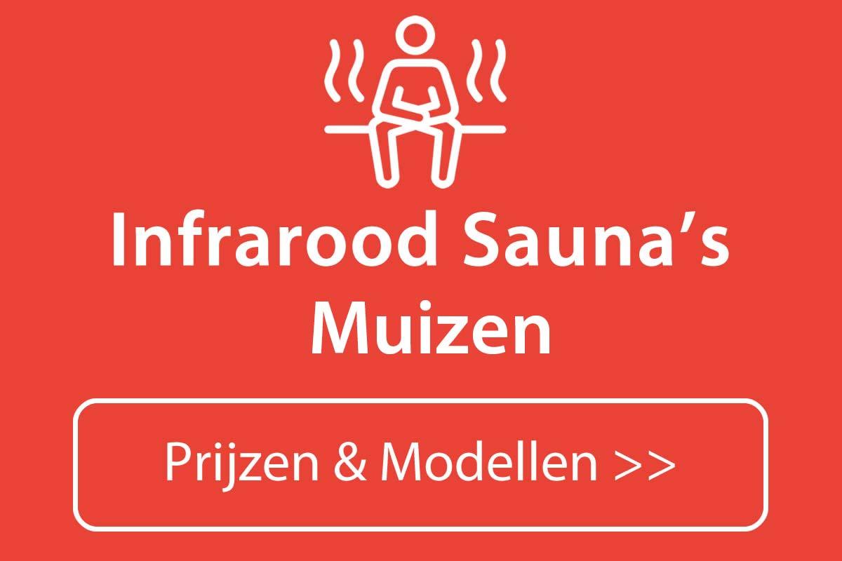 Infrarood sauna kopen in Muizen