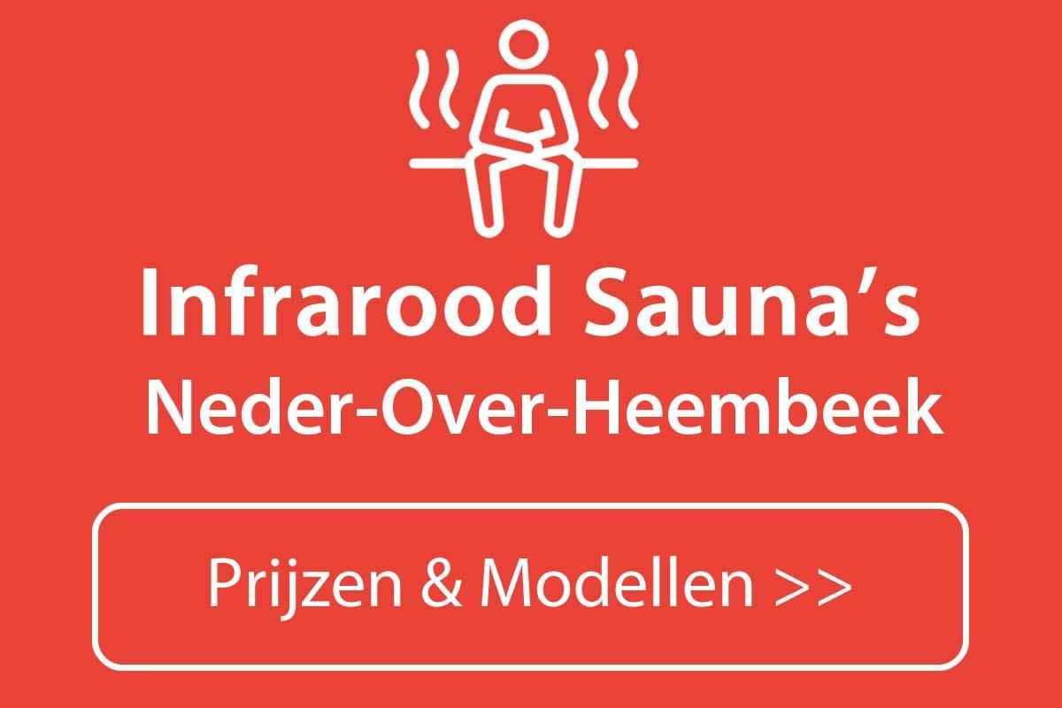 Infrarood sauna kopen in Neder-Over-Heembeek