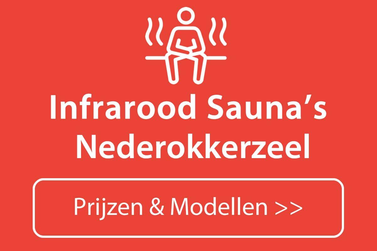 Infrarood sauna kopen in Nederokkerzeel