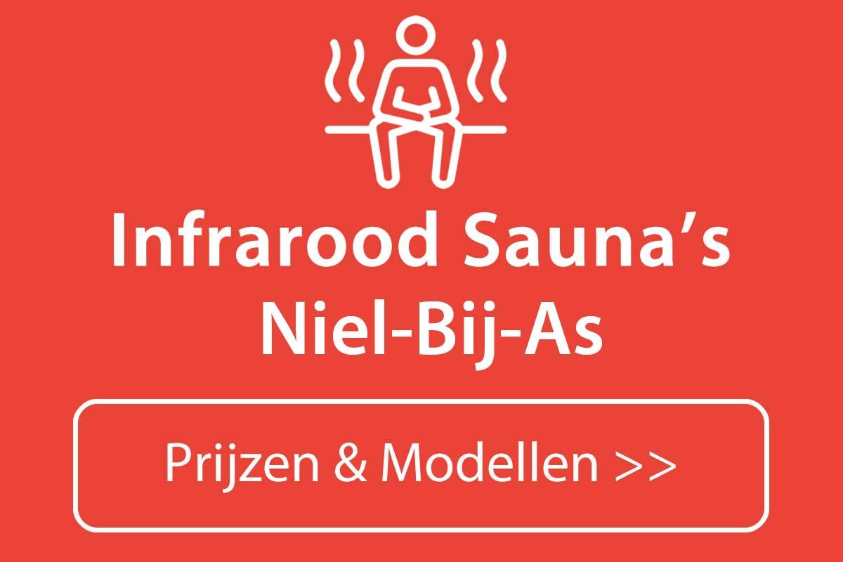 Infrarood sauna kopen in Niel-Bij-As