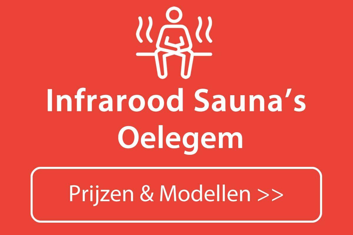 Infrarood sauna kopen in Oelegem