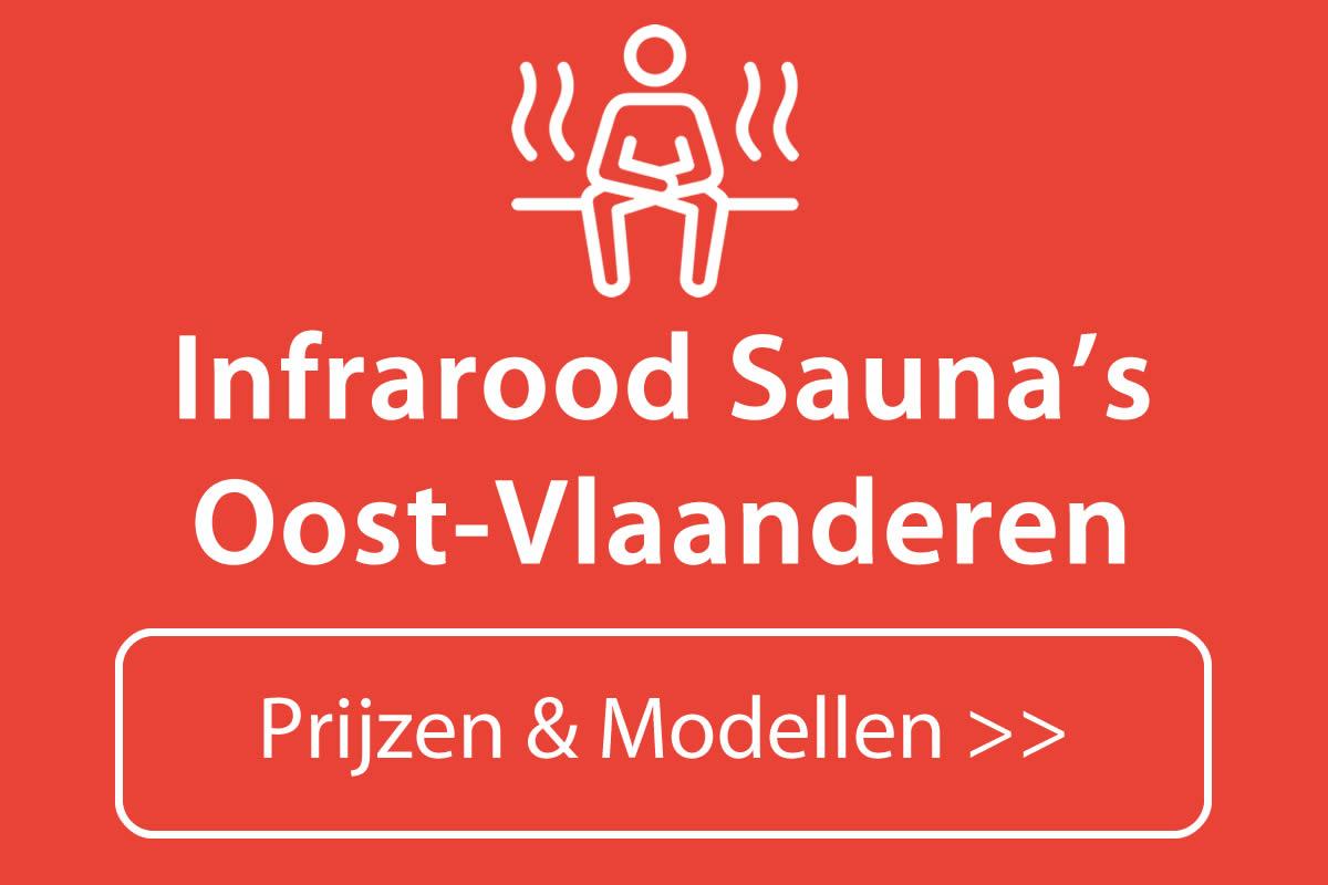 Infrarood Sauna Oost-Vlaanderen Prijs