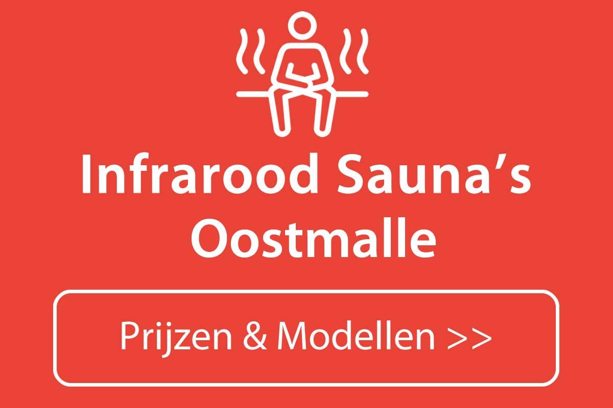 Infrarood sauna kopen in Oostmalle