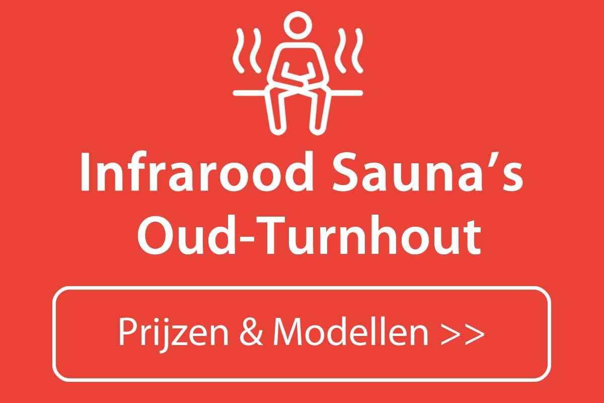 Infrarood sauna kopen in Oud-Turnhout
