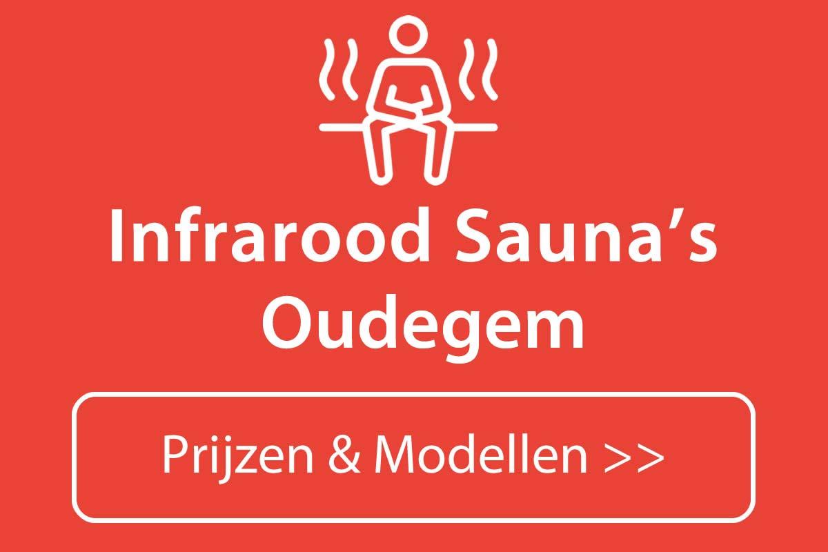 Infrarood sauna kopen in Oudegem