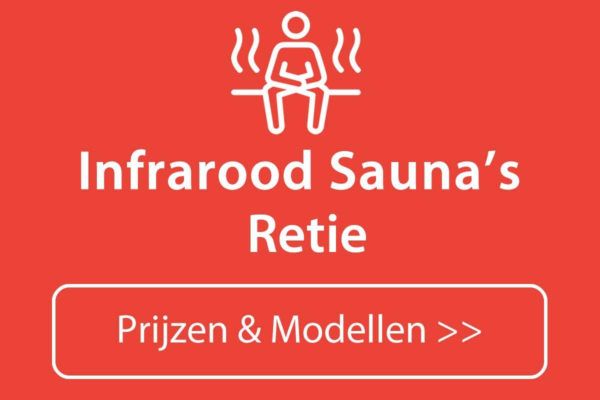 Infrarood sauna kopen in Retie