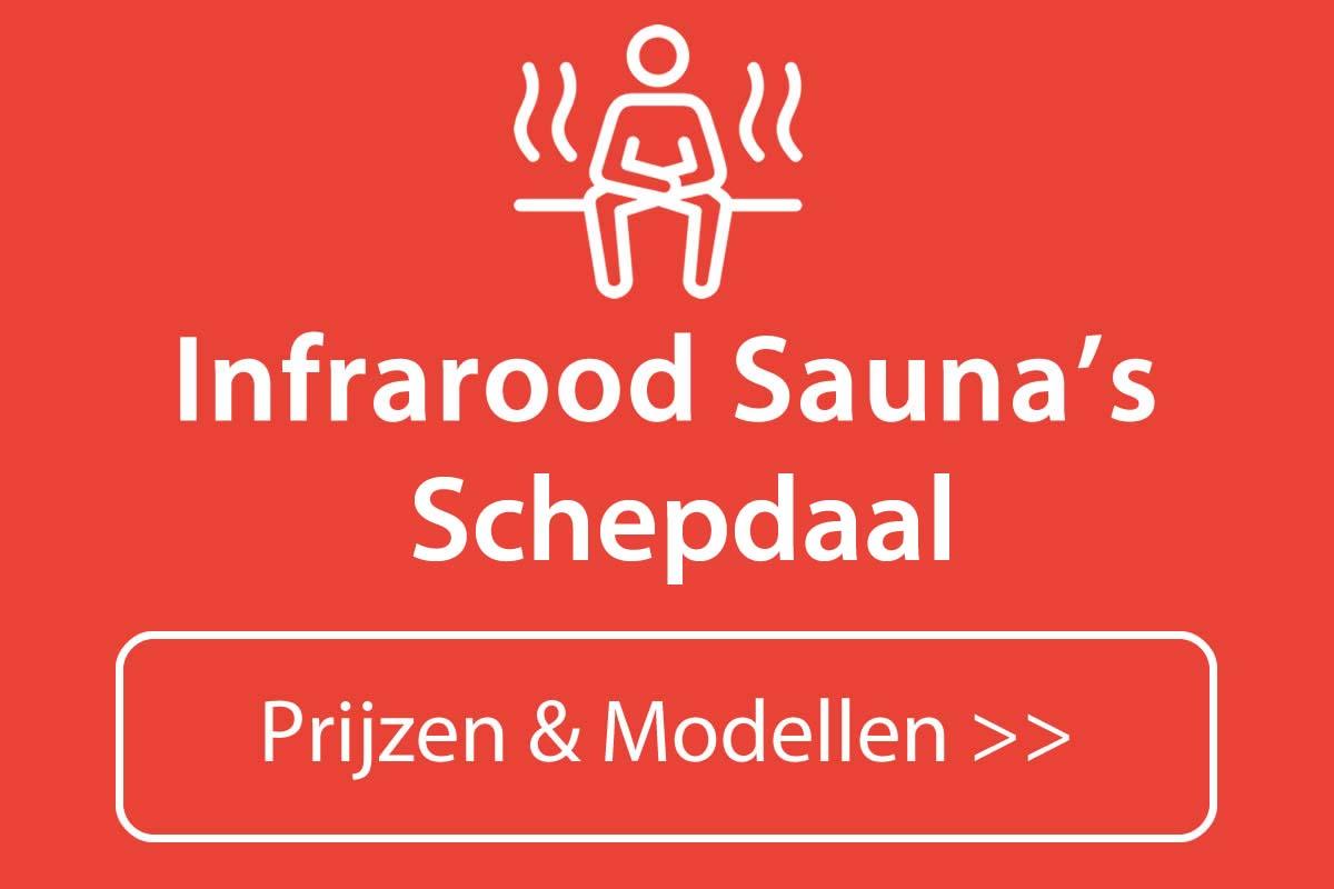 Infrarood sauna kopen in Schepdaal