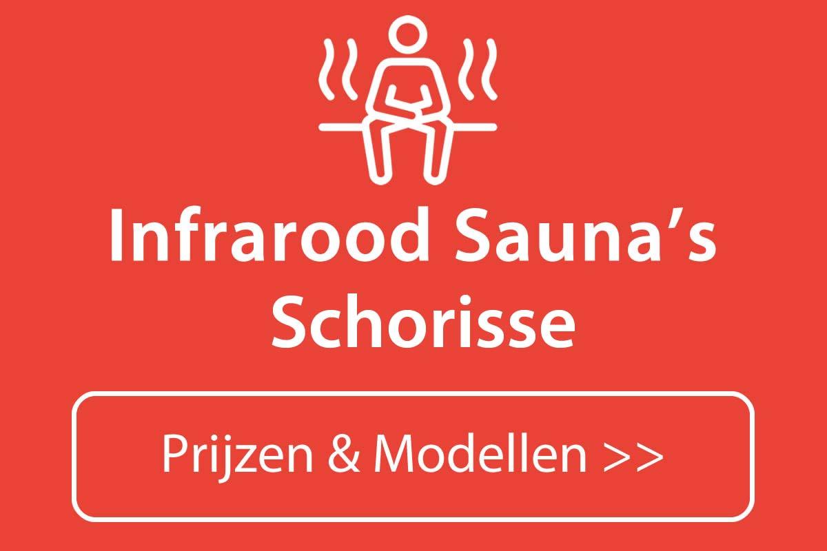 Infrarood sauna kopen in Schorisse