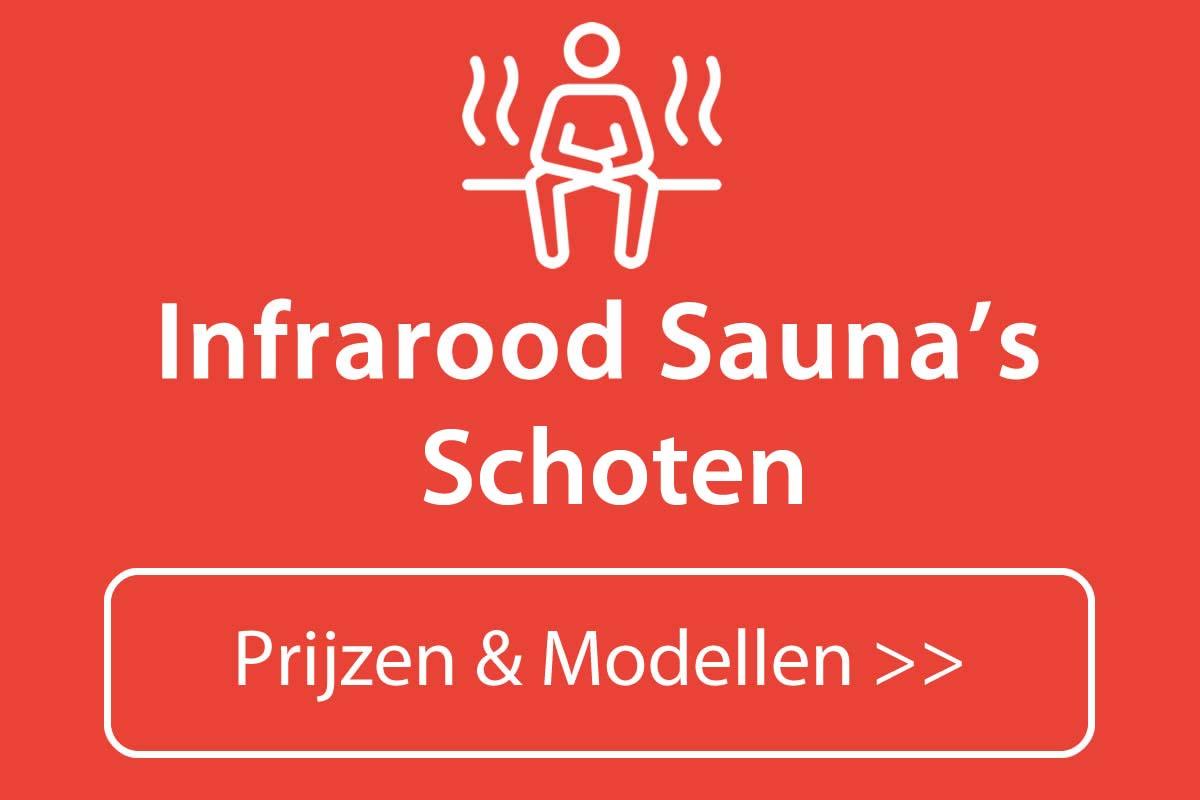 Infrarood sauna kopen in Schoten