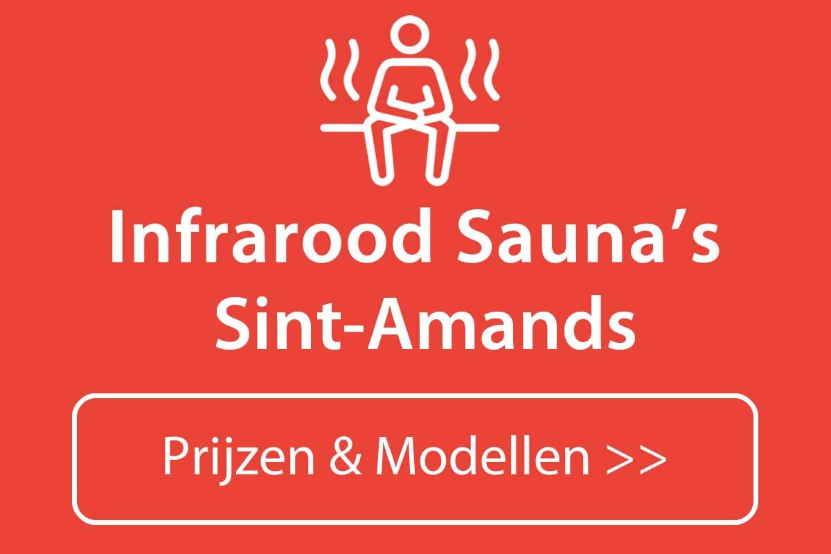 Infrarood sauna kopen in Sint-Amands
