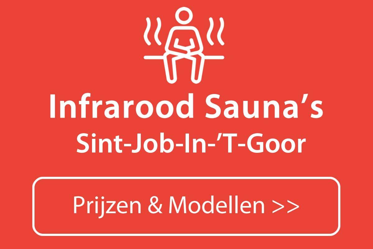 Infrarood sauna kopen in Sint-Job-In-T-Goor