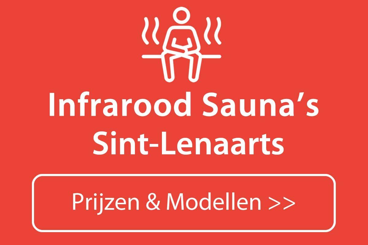 Infrarood sauna kopen in Sint-Lenaarts