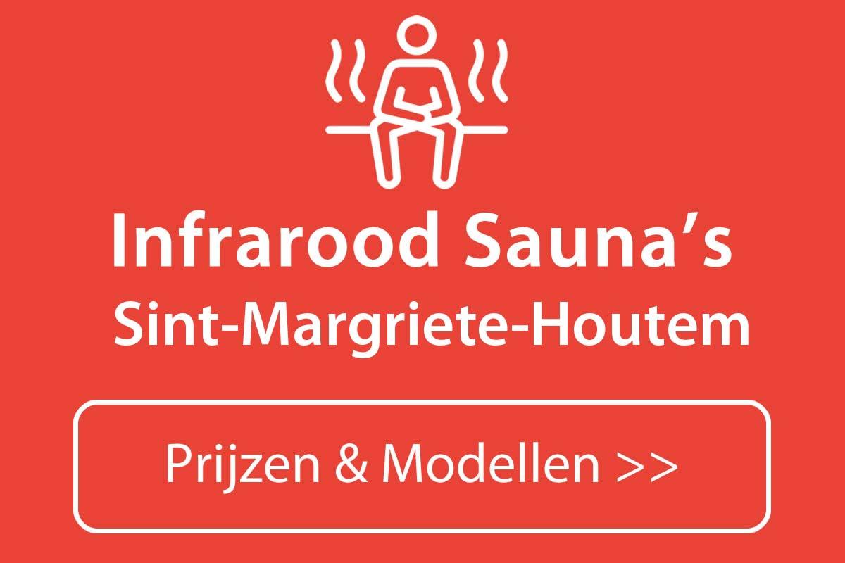 Infrarood sauna kopen in Sint-Margriete-Houtem