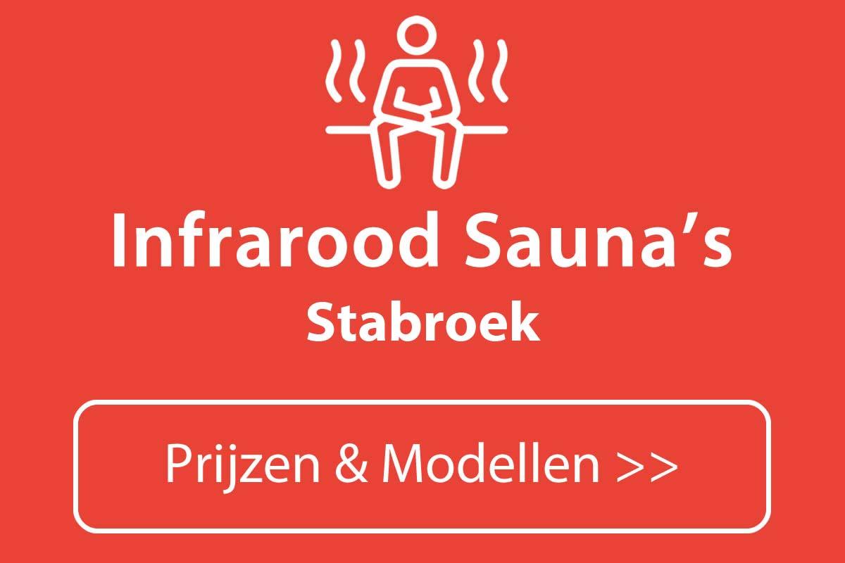 Infrarood sauna kopen in Stabroek