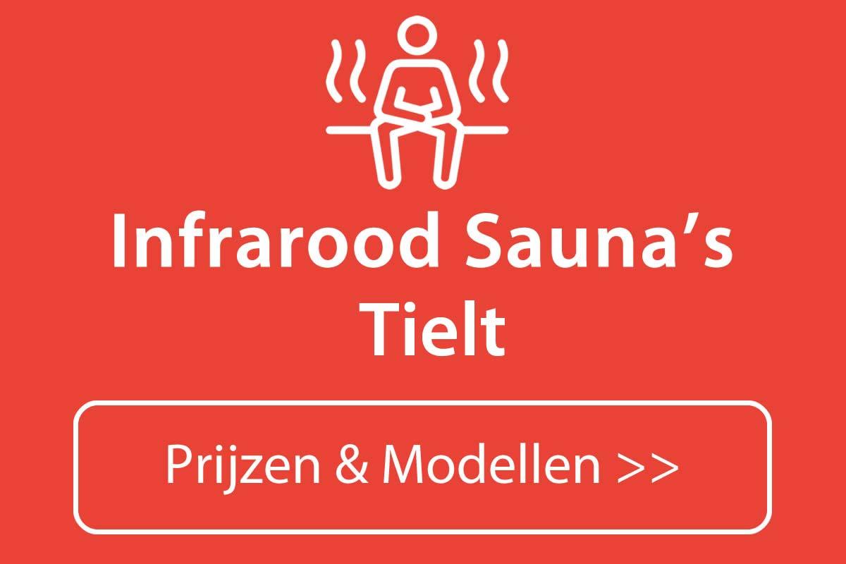 Infrarood sauna kopen in Tielt