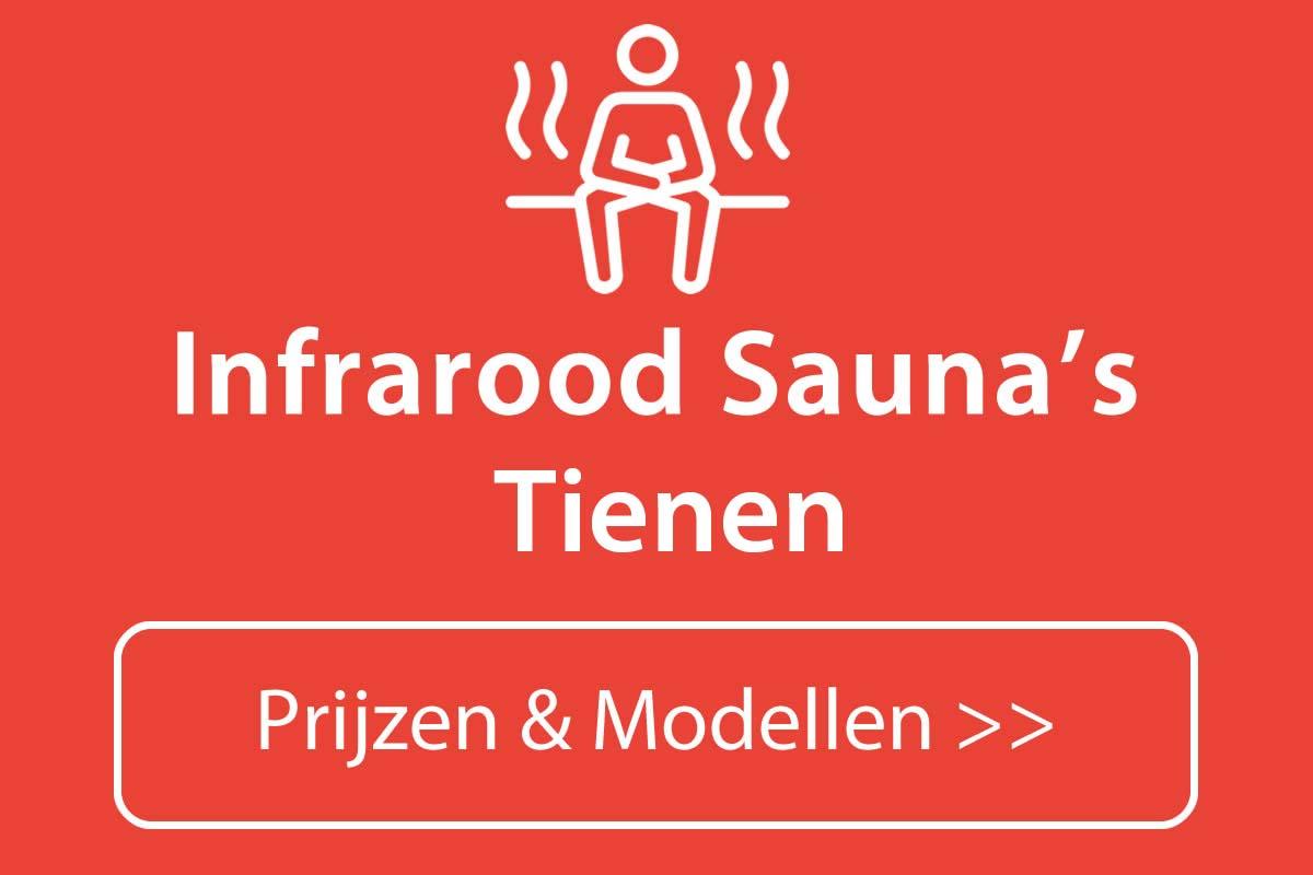 Infrarood sauna kopen in Tienen