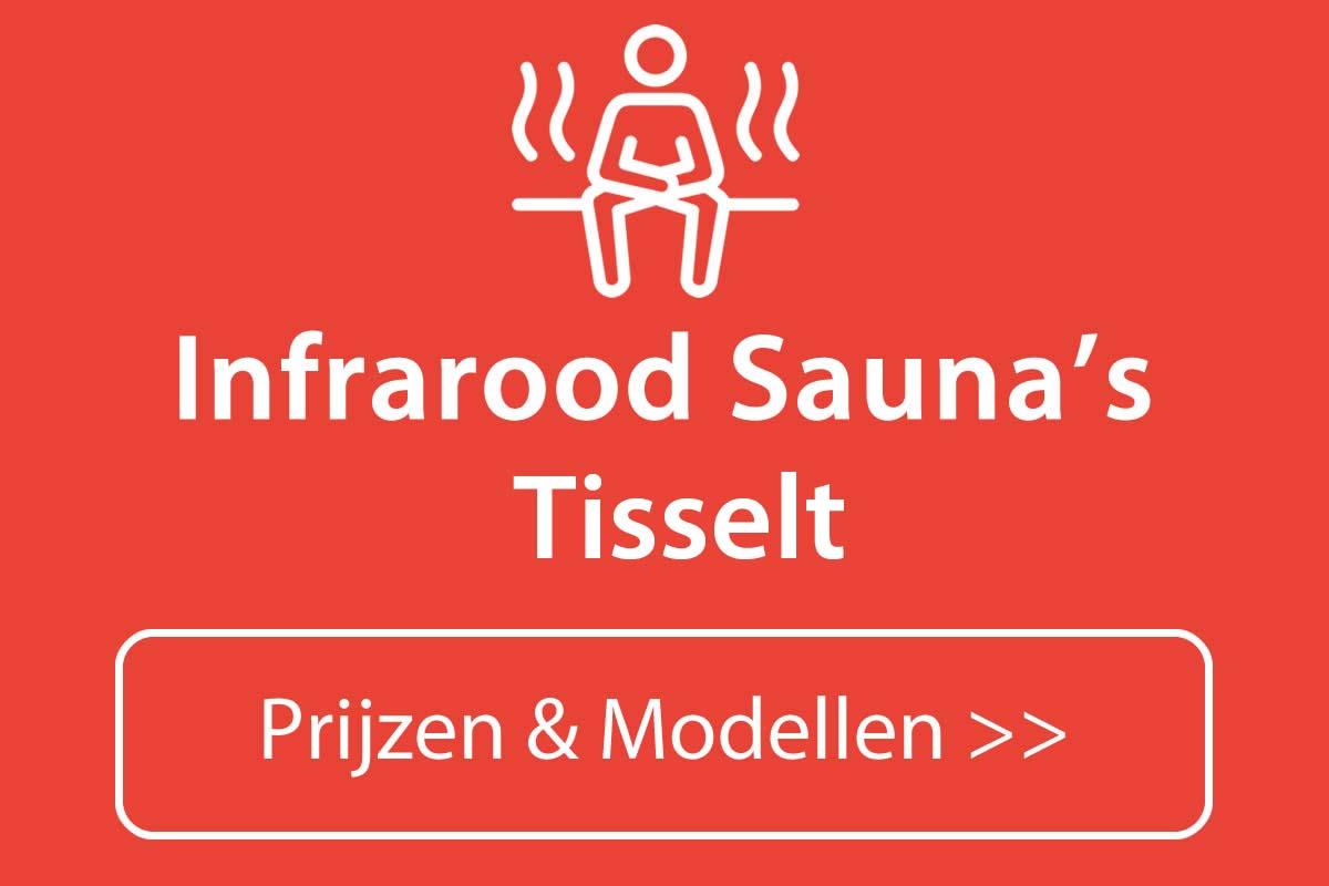 Infrarood sauna kopen in Tisselt