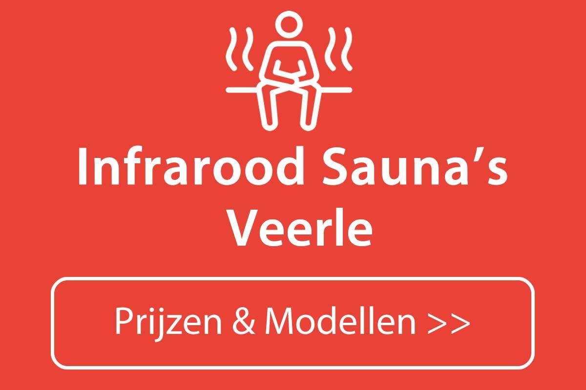 Infrarood sauna kopen in Veerle