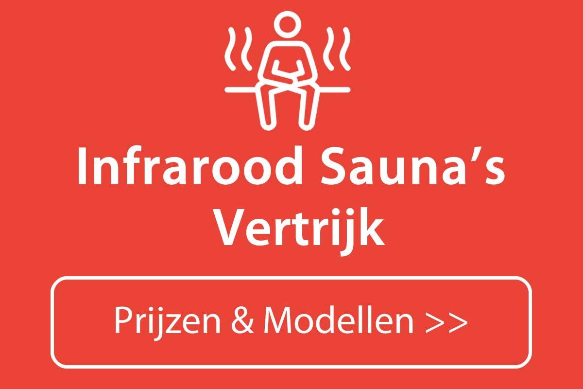 Infrarood sauna kopen in Vertrijk
